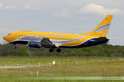 Boeing 737-3B3(QC) Europe Airpost F-GFUF