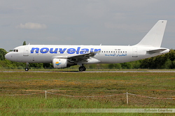 Airbus A320-212 Nouvelair Tunisie TS-INF