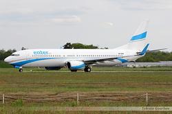 Boeing 737-8Q8(WL) Enter Air SP-ENX