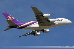 Airbus A380-841 Thai Airways International HS-TUA