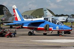 Dassault Alpha Jet E Armée de l'Air 3