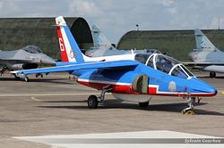 Dassault Alpha Jet E Armée de l'Air 88 / F-TELL / 6