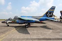Dassault Alpha Jet E Armée de l'Air E107 / F-TEUD
