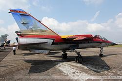 Dassault Mirage F1B Armée de l'Air 518 / 112-SR