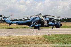 Mil Mi-24V Czech Republic Air Force 7353