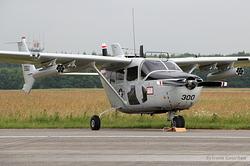 Cessna O-2A Skymaster N590D