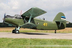 Antonov An-2T Estonia Air Force 41