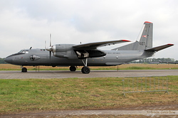 Antonov An-26 Hungary Air Force 407