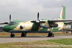 Antonov An-26 Slovakia Air Force 2506