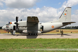 Alenia C-27J Spartan Romanian Air Force 2703