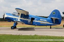 Antonov An-2 N244MJ