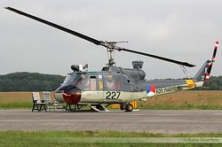 Agusta (I)UH-1 (AB-204B) PH-UEY