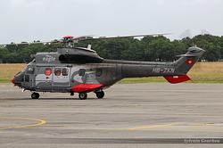 Eurocopter AS-332 C1 Super Puma Eagle Helicopter HB-ZKN