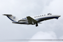 Cessna Citation 525 CJ2 D-IMAH
