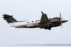 Beech 300 Super King Air 350 OY-CVW