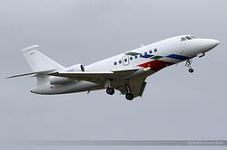 Dassault Falcon 2000 Volkswagen Air Service VP-CGC