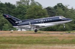 British Aerospace BAe-125-1000B HB-VOO