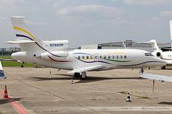 Dassault Falcon 900EX N7600P