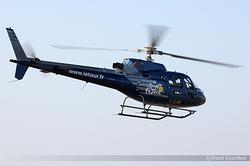 Aérospatiale AS-350 BA Ecureuil Hélicoptères de France (HDF) F-GJRP