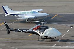 Cessna 402-B Businessliner PH-RLY