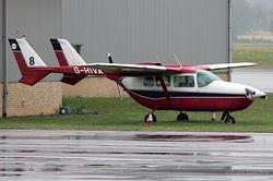 Cessna 337A Super Skymaster G-HIVA
