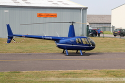 Robinson R-44 Raven II G-ODHB
