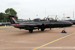 Aero L-29 Delfin Red Star Rebels G-BYCT