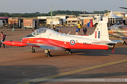 BAC Jet Provost T5 Jet Aerobatics XW324 / G-BWSG