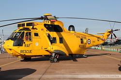 Westland Sea King HAR3 Royal Air Force ZA105