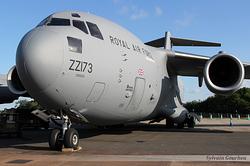 McDonnell Douglas C-17A Globemaster III Royal Air Force ZZ173