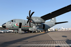 Alenia C-27J Spartan Italy Air Force CSX62127