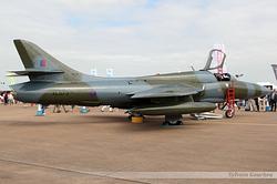 Hawker Hunter T7 G-BVGH / XL573