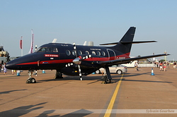 British Aerospace BAe-3100 Jetstream 31 BAE Systems G-BWWW
