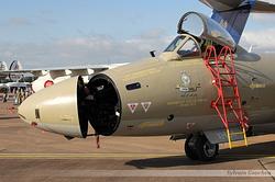 English Electric Canberra PR9 Royal Air Force XH134