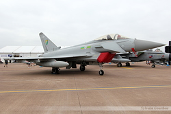 Eurofighter EF-2000 Typhoon FGR4 Royal Air Force ZJ941 / QO-J