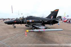 BAE Systems Hawk T2 Royal Air Force ZK014 / E