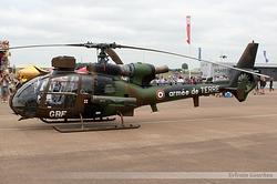 Aérospatiale SA-342M Gazelle Armée de Terre 4059 / GBF / F-MGBF