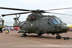 Agusta Westland EH-101 Merlin HC3A (Mk512) Royal Air Force ZJ130