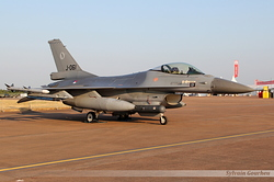 General Dynamics F-16AM Fighting Falcon Netherlands Air Force J-061