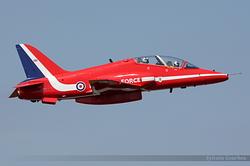 British Aerospace Hawk T1 Royal Air Force XX245
