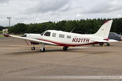Piper PA-32R-301T Turbo Saratoga N321YH