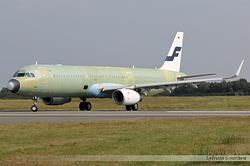 Airbus A321-231SL Finnair OH-LZH / D-AVZF