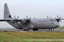 Lockheed C-130J-30 Hercules Norway Air Force 5601