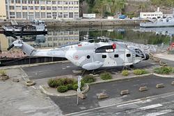 Sud-Aviation SA321G Super Frelon Marine Nationale 134
