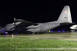 Lockheed C-130E Hercules Poland Air Force 1504