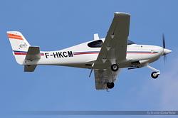 Cirrus SR 20 Armée de l'Air 2193 / F-HKCM