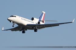 Dassault Falcon 7X République Française F-RAFB