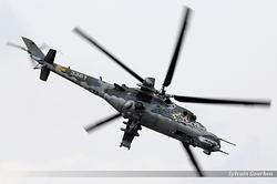 Mil Mi-24V Czech Republic Air Force 3361