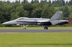 McDonnell Douglas F-18C Hornet Finland Air Force HN-452 / 1485