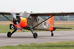 De Havilland Canada U-6A Beaver (DHC-2) PH-DHC / S-9 / 55-4585